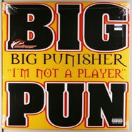 "Big Punisher, I'm Not A Player (12"")"