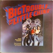 John Carpenter, Big Trouble in Little China [OST] [European Pressing] (LP)