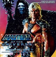 Bill Conti, Masters Of The Universe [Complete OST] (CD)