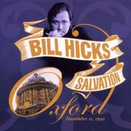 Bill Hicks, Salvation: Oxford, November 11, 1992 (CD)