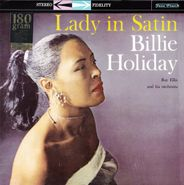 Billie Holiday, Lady In Satin [180 Gram Vinyl] (LP)