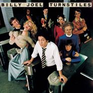 Billy Joel, Turnstiles (CD)