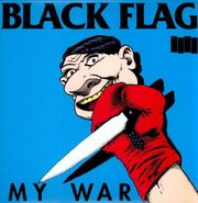 Black Flag, My War (CD)