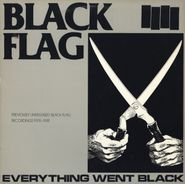 Black Flag, Everything Went Black (LP)