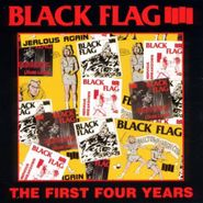 Black Flag, The First Four Years (CD)