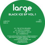 """Black Ice, Black Ice EP Vol.1 (12"""")"""
