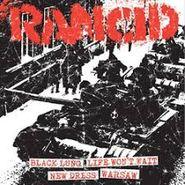 "Rancid, Black Lung/Life Won't Wait/New Dress/Warsaw (7"")"