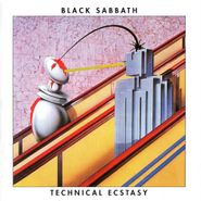 Black Sabbath, Technical Ecstasy (CD)