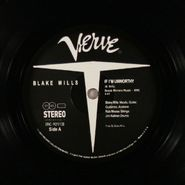 "Blake Mills, If I'm Unworthy / Seven [Radio Promo] (7"")"