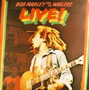 Bob Marley & The Wailers, Live! [Remastered Reissue] (LP)