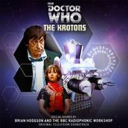 Brian Hodgson, Doctor Who: The Krotons [Score] (CD)