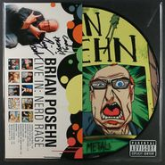 Brian Posehn, Live In: Nerd Rage [Signed Picture Disc] (LP)