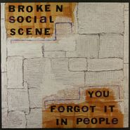 Broken Social Scene, You Forgot It In People [Purple Vinyl] (LP)