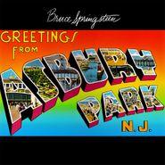 Bruce Springsteen, Greetings From Asbury Park,  N.J. [1987 Re-issue] (CD)