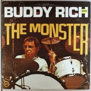 Buddy Rich, The Monster [White Label Promo] (LP)