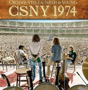 Crosby, Stills, Nash & Young, CSNY 1974 (CD)