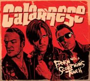Calabrese, Born With A Scorpion's Touch (CD)