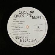 Carolina Chocolate Drops, Genuine Negro Jig [Promo] (LP)