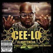 Cee-Lo, The Closet Freak: The Best of Cee-Lo Green the Soul Machine (CD)