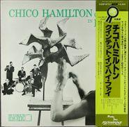 The Chico Hamilton Quintet, Chico Hamilton Quintet In Hi-Fi [1978 Mono Japanese Issue] (LP)