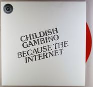 Childish Gambino, Because the Internet [Red Vinyl] (LP)