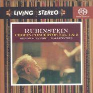 Frédéric Chopin, Chopin: Piano Concertos Nos 1 & 2 [SACD Hybrid] (CD)