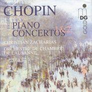 Frédéric Chopin, Chopin: Piano Concertos Nos. 1 & 2 [Import] (CD)