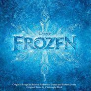 Christophe Beck, Frozen [OST] (CD)