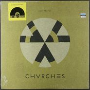 "Chvrches, Under The Tide EP [Black Friday 180 Gram Yellow Vinyl] (12"")"