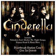 Cinderella, Heartbreak Station Tour - Live In Detroit (CD)