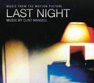 Clint Mansell, Last Night [Score] (CD)