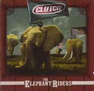 Clutch, The Elephant Riders (CD)