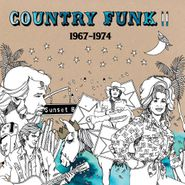 Various Artists, Country Funk Volume II: 1967-1974 (LP)