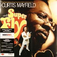 Curtis Mayfield, Superfly [OST] [180 Gram Vinyl] (LP)