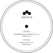 """Various Artists, Detour 001 (12"""")"""