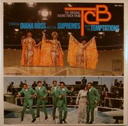 Diana Ross & The Supremes, The Original Sound Track From TCB (Takin' Care Of Business) (LP)