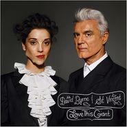 David Byrne, Love This Giant (LP)