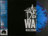 Walter Rizzati, 1990 I Guerrieri Del Bronx [Blue & Red Swirl] [Record Store Day] (LP)