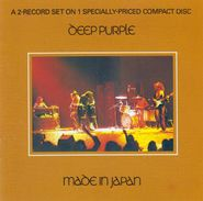 Deep Purple, Made In Japan (CD)