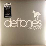 Deftones, White Pony [Silver Vinyl] (LP)