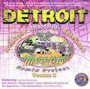 Various Artists, Detroit Motor City The Remix Project Vol. 2 (CD)