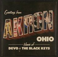 "Devo, Greetings From Akron Ohio [Record Store Day Promo] (7"")"