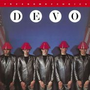 Devo, Freedom Of Choice (CD)