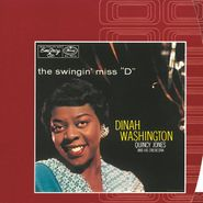 Dinah Washington, The Swingin' Miss D (CD)