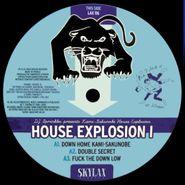 """DJ Sprinkles, House Explosion I (12"""")"""