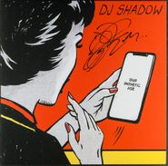 DJ Shadow, Our Pathetic Age [AUTOGRAPHED] (LP)