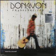 Donavon Frankenreiter, Move By Yourself [Clear Vinyl] (LP)