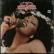Donna Summer, Live And More (LP)