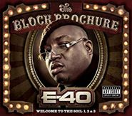 E-40, Block Brochure: Welcome To The Soil 1,2 & 3 [LIMITED EDITION] (3CD)