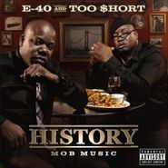 E-40, History: Mob Music (CD)